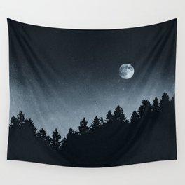 Under Moonlight Wall Tapestry