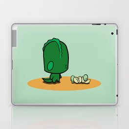 dino times Laptop & iPad Skin