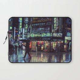 Tokyo Nights / Blade Runner Vibes / Rain / Liam Wong Laptop Sleeve