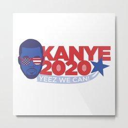 Yes We Kan 2020 Metal Print