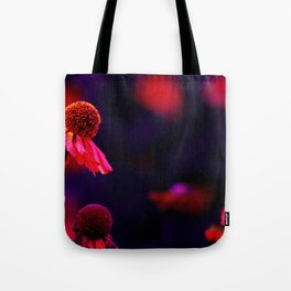 last Summerflowers in the dark Tote Bag
