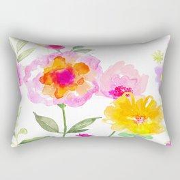 St. Mike's Garden Rectangular Pillow