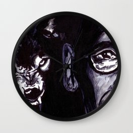 Treatise on the Steppenwolf. Not for Everybody. Wall Clock
