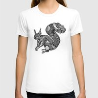 squirrel T-shirts featuring Squirrel by Ejaculesc