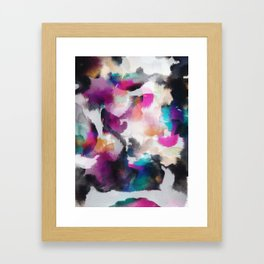 La chula Framed Art Print