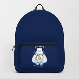 Cold Hands Warm Heart Backpack