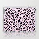 Leopard Print - Lavender Blush by silverpegasus