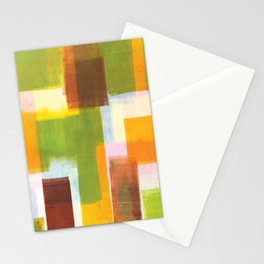 Color Block Series: Country Stationery Cards