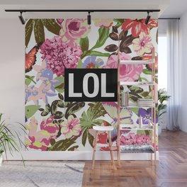 LOL Wall Mural