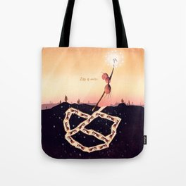 Less is More Tote Bag