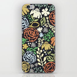Dark Garden iPhone Skin