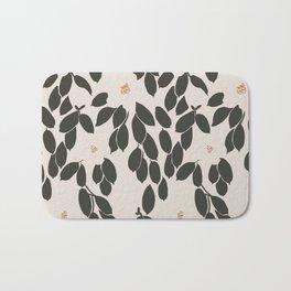 Zooey Magnolia Bath Mat