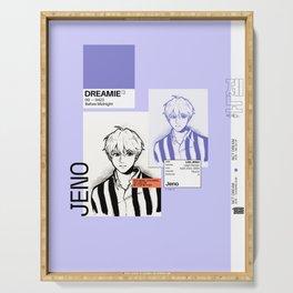 NCT DREAM — Jeno (Pantone Serries) Serving Tray