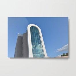 Northeastern State University - The W. Roger Webb IT Building, No. 7 Metal Print