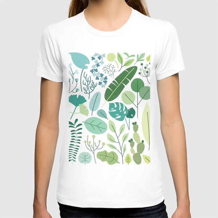 Botanical Chart T-shirt