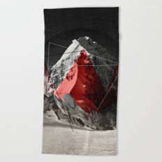 reborn Beach Towel