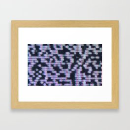 Painted Attenuation 1.1.4 Framed Art Print