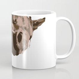 funny horse hello Coffee Mug