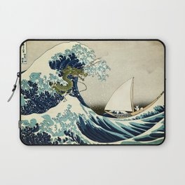 To where the wild things are Laptop Sleeve