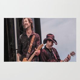 Roger Clyne and the Peacemakers shower curtain Rug
