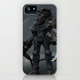 Ra. Tech God. iPhone Case