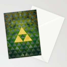 Link Geometry Stationery Cards