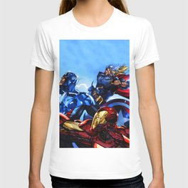 towards the infinite T-shirt