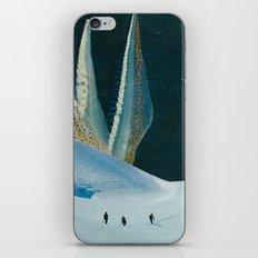 hike iPhone & iPod Skin