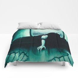 She Never Sleeps Comforters