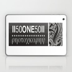 50one50photo logo Laptop & iPad Skin