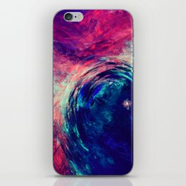 Moéhala | Zoom In 1 | Colourful, Intesive, Raw, Unfiltered iPhone Skin