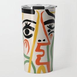 Picasso - Woman's head #1 Travel Mug