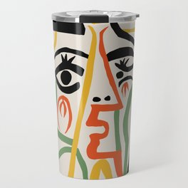 Picasso - Woman's head #1 Travel Mug