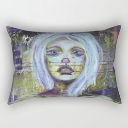 Vanishing - Consumed By Sadness Rectangular Pillow