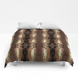nude art 003 Comforters
