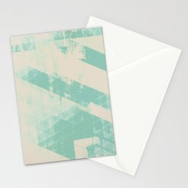 winter_abstract Stationery Cards
