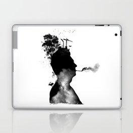 URBAN BLACK MAN Laptop & iPad Skin