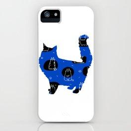 Cat 175 iPhone Case