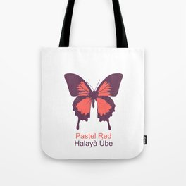 Ulysses Butterfly 3 Tote Bag