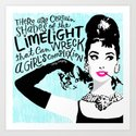 Certain Shades of the Limelight by gigglebox