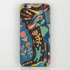 Unicorn Babble iPhone & iPod Skin