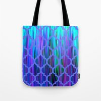 morocco Tote Bags featuring Morocco by Saundra Myles
