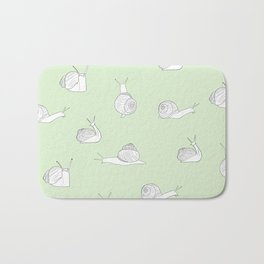 Snails Bath Mat