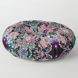 Mandala Colorful Boho Floor Pillow