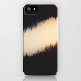 Forest Evenings iPhone Case