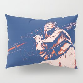 Rocket Propelled Christ - Who WOuld Jesus Blow Up Pillow Sham