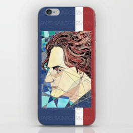 Adrien Stained Glass iPhone Skin