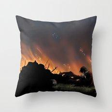 Desolation Throw Pillow