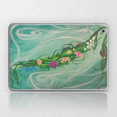 Garland of Grace Laptop & iPad Skin