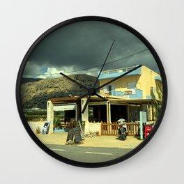 Goudouras Tavern Wall Clock